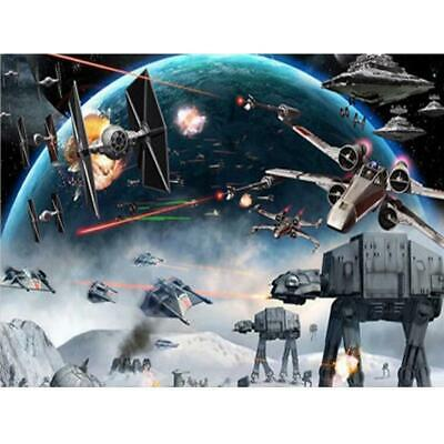 """5D DIY Diamond embroidery Painting Kits -Full Square """"Star Wars"""""""