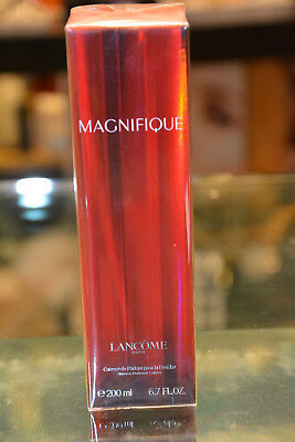 Nuovo MAGNIFIQUE di LANCOME Shower Gel donna 200ml Perfume - NEW BEST PRICE!