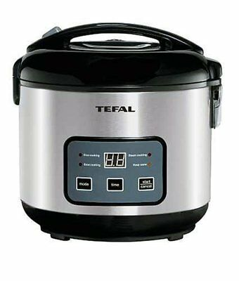 Tefal Automatic Slow cooker, rice steamer and steamer