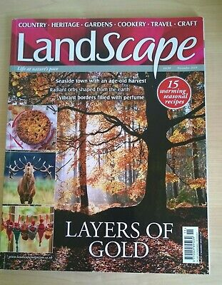 Landscape Magazine November 2018 Pre-owned