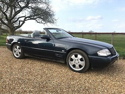 Mercedes Benz SL280 R129, Full Service History, Mature Owner 20 Years, MOT 03/20