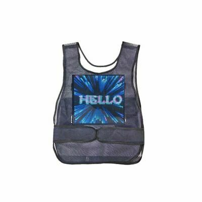 LED Vest Screen Full Color Led Advertising Vest Led Screen