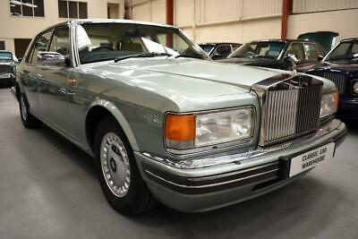Rolls-Royce Silver Dawn, simply the best available