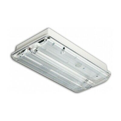 8W Emergency Lighting Bulkhead Slave Unit - Dalby