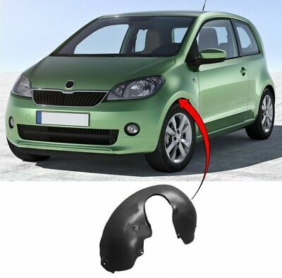 Skoda Citigo  2012-2016 Front Wing Splash Guard Arch Liner Passenger Side New