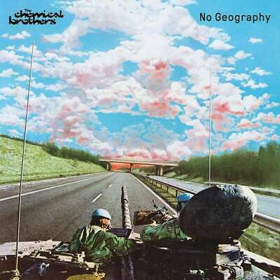 The Chemical Brothers - No Geography NEW CD