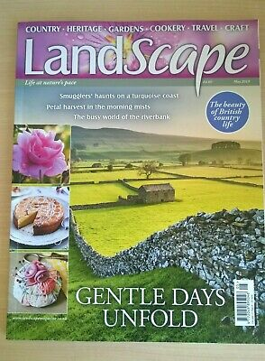 Landscape Magazine May 2019 Pre-owned