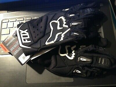 fox pawtector race gloves- Size XL new with tags