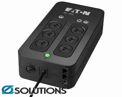 Eaton 3S Powerboard UPS, 6 Outlets 700 VA / 420 Watts