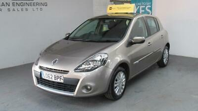 2012 Renault Clio 1.5 dCi Expression + 5dr