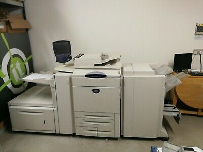 Xerox DocuColor DC 240 + FIERY RIP Digital Colour printing press photocopier