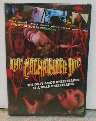 Die Cheerleader Die (Dvd 2007) Very Rare Horror Brand New Case Broke Discount