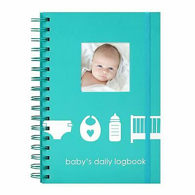 Pearhead Baby'S Daily Log Book, 50 Easy To Fill Pages To Track And Monitor Newb