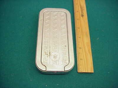 Rolls razor antique  England sheffield PAT date Metal case