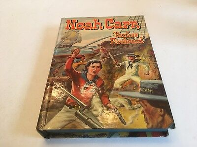 Vintage 1957 Noah Carr Yankee Firebrand H.C. Thomas Glossy Edition Hardcover