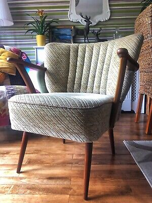 1950s/1960s Cocktail Lounge Armchair