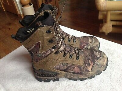 b5840900ba2dc Red Wing Shoes Irish Setter Hunt Camo Boots US Size 12 Scent Ban 800 Gram  Ins