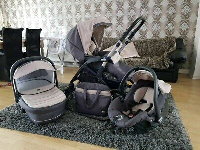 Cam Dinamico 3in1 Travel system