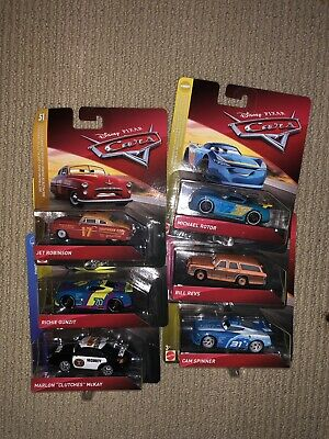 Disney Cars Richie Gunzit Gasprin 70 Die Cast Next Gen 2019 Newest