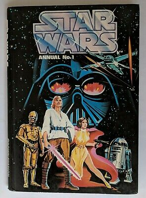 Stan Lee presents Star Wars Annual No.1 (1978) Retro, Rare
