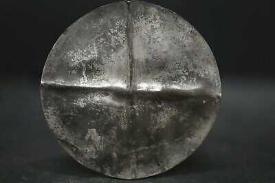 Ancient Viking Hammered Silver CROSS Amulet Pendant, circa 950-1000 AD Rare Mint