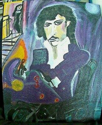 The Prince Pop Art painting