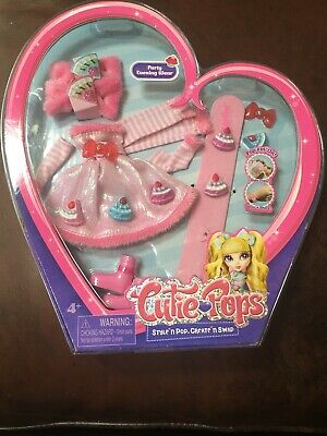 CUTIE POPS DOLL Clothes  W Accessories PARTY EVENING WEAR SET NEW