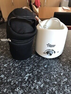 Tommee Tippee Bottle Warmer And Bottles