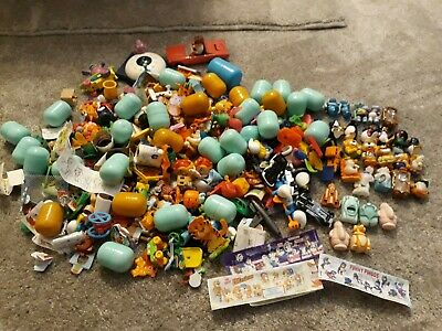 Kinder Egg Toys Job Lot / Bundle / Collectable / Vintage / Kinder Surprise