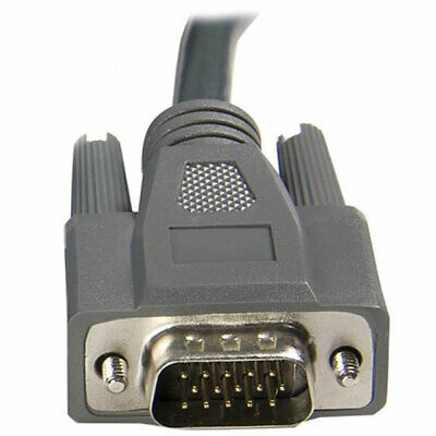 StarTech 3m Ultra-Thin USB VGA 2-in-1 KVM Cable