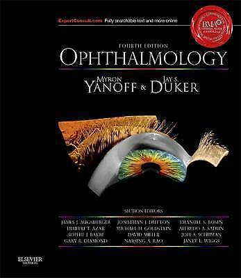 Ophthalmology: Expert Consult: Online and Print by Myron Yanoff (Hardback, 2013)