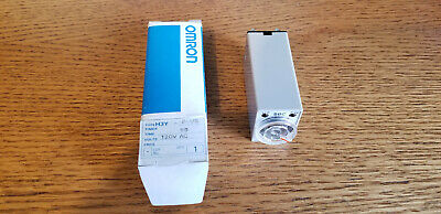 Omron H3Y-2-Us-Ac120-5S Timer