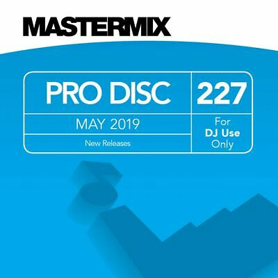 Mastermix L@@k At What's New, Pre Order May Pro Disc 227, 22 Tracks.