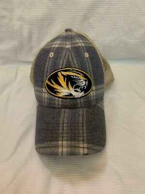 sports shoes f1ce8 5b8bf Missouri Mizzou Tigers NCAA Top of the World OSFM Hat Cap