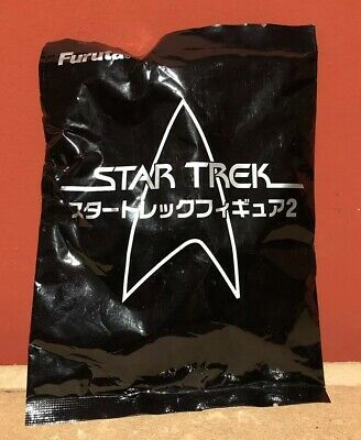 2003 Furuta Star Trek Blind Bag item new sealed display model spaceship?
