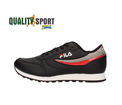 SHOES FILA ORBIT Jogger N Low Man Fabric and Suede Added ...