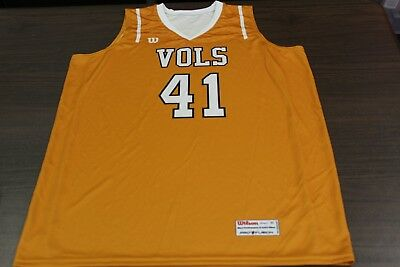 new product 915f7 7e09e TENNESSEE VOLUNTEERS BASKETBALL jersey - Adidas Youth large ...