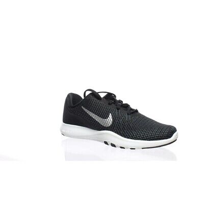new arrival dfd64 353eb Nike Womens Flex Trainer 7 Black Cross Training Shoes Size 6 (171829)