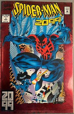 Spider-Man 2099 - Vol. 1 Issue No. 1 - November 1992 - Marvel Comics