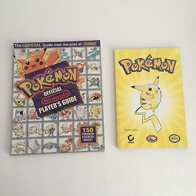 150 STICKERS Pokemon Official Nintendo Players Guide 1998 Pathways To Adventures