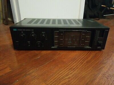 Nice Sansui A-707 Integrated Stereo Amplifier Tested And Working