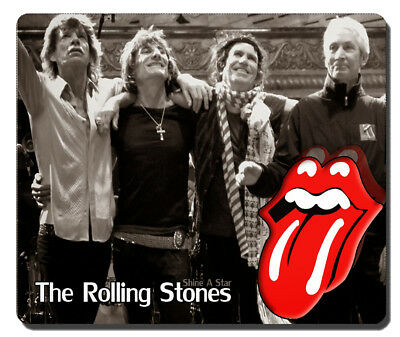 mousepad mouse pad The Rolling Stones