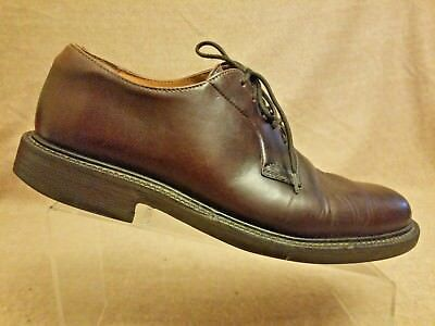 5c38248f4d8 J.Crew Men Dark Brown Leather Oxford Lace Up Dress Casual Shoes Size 10