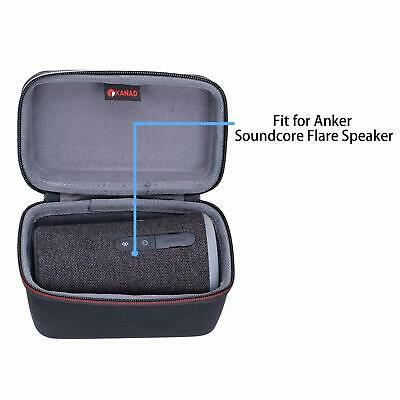 XANAD EVA Travel Case for Anker Soundcore Flare Portable Bluetooth 360 ° Speaker