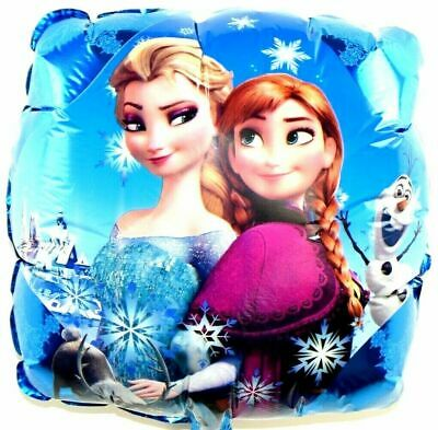 3 x R1f7 Helium Foil Balloons Frozen Elsa Anna Olaf Birthday Gift Party