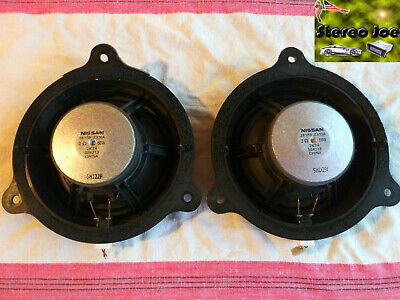 08 12 nissan altima front door speaker genuine oem $33 99 picclickNissan Altima Oem Door Speakers #18