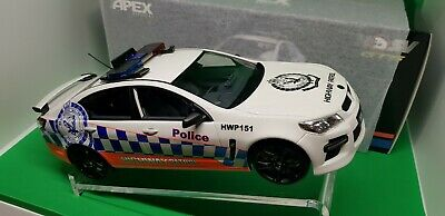 Holden GEN-F NSW Police Resin Model Car 1:18