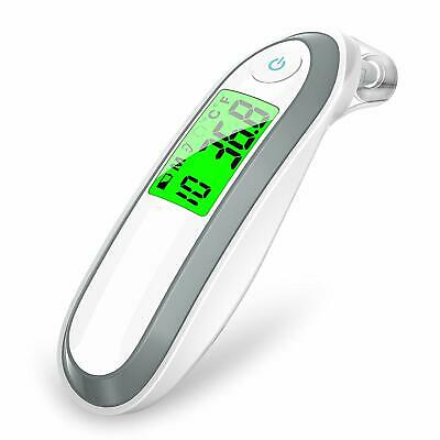Ear Forehead Thermometer Annsky Digital Medical Infrared Thermometer For Baby