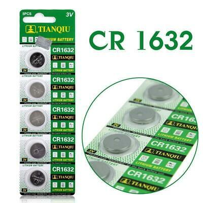 5pcs TQ CR1632 3v Battery Cr-1632 Coin Cell 1632 watch battery Melbourne