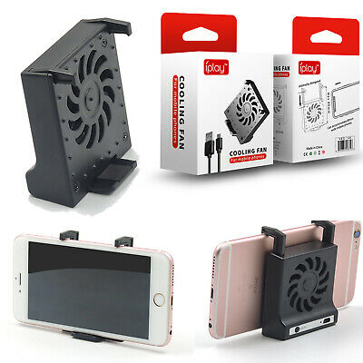 PUBG Game Cooling Fan Heat Sink Watching Radiator Stand Holder for Mobile Phone